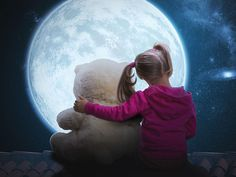 Find preschool bear stock images in HD and millions of other royalty-free stock photos, illustrations and vectors in the Shutterstock collection. Thousands of new, high-quality pictures added every day. Bear Images, Beautiful Moon, Good Morning Good Night, Moon Art, Story Inspiration, Paper Background, Blue Moon, Stars And Moon, Night Skies