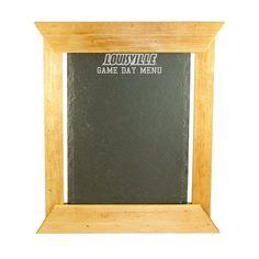 """""""Louisville"""" Artisan Chalk Board"""