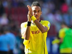 Pierre-Emerick Aubameyang, Borussia Dortmund, 2013/2014