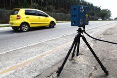 Multas de trânsito - Radar móvel volta a fiscalizar ruas e avenidas 745-50 +http://brml.co/1RZB5YS