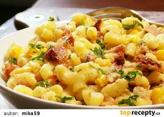 Macaroni And Cheese, Treats, Ethnic Recipes, Sweet Like Candy, Mac And Cheese, Goodies, Snacks, Sweets