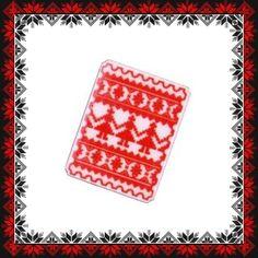 Martisor Brosa Mie Sa-mi Dai Scrisoarea Pot Holders, Traditional, Design, Hot Pads, Potholders