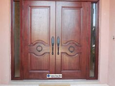 wp_117 Wooden Double Doors, Wood Doors, Solid Wood, Furniture, Home Decor, Wooden Doors, Homemade Home Decor, Home Furnishings, Decoration Home
