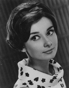 Audrey Hepburn -pin it from carden