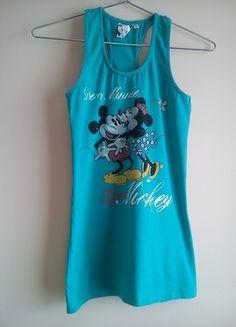 Kup mój przedmiot na #vintedpl http://www.vinted.pl/damska-odziez/koszulki-na-ramiaczkach-koszulki-bez-rekawow/9308652-bluzka-na-ramiaczkach-myszka-mickey