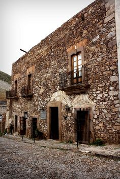 Real de Catorce,San Luis Potosi, Mexico
