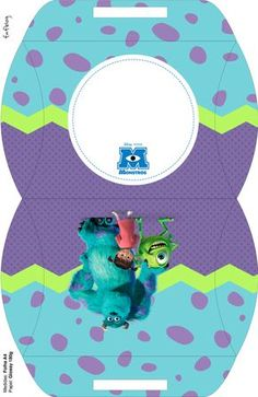 Monster Inc Party, Monster University Party, Monster Inc Birthday, Eid Boxes, Monsters Ink, Toddler Dolls, 3rd Birthday, Party Themes, Birthdays