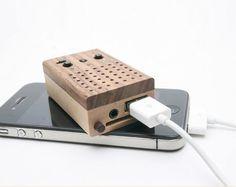 Moz Tiny Wooden Speaker