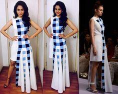 Rakul Preet Singh in Urvashi Joneja #perniaspopupshop #shopnow #celebritycloset #designer #clothing #accessories