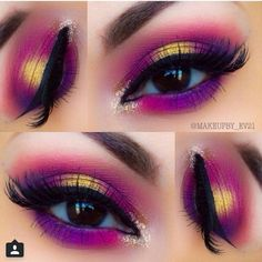 Gardening can be quite a impressive remedial software, in particular in these challenging times. Bright Eye Makeup, Bright Eyeshadow, Makeup Eye Looks, Best Eyeshadow, Creative Makeup Looks, Colorful Eye Makeup, Makeup For Brown Eyes, Smokey Eye Makeup, Eyeshadow Looks