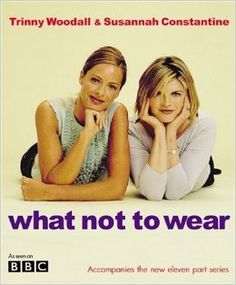 Who could forget this pair who prodded people's boobs and pulled apart their dress sense?
