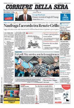 Corriere della Sera // 09/06/2017 //