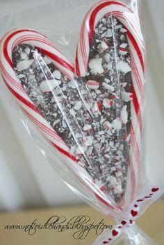 Dishfunctional Designs: Sweet Christmas Goodies