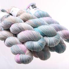 Opalite, Sock Yarn, from Hedgehog Fibres