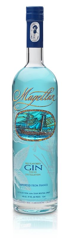 Review: Magellan Iris Flavored Gin    I love my gin, but maybe I'll pass on this one.