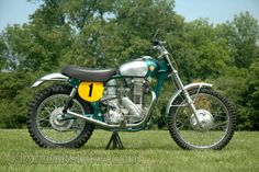 1960/1961 Monark/Lito bike of 1961 World MX Champion Sten Lundin