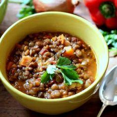 Ina Garten's Winter minestrone and garlic bruschetta   Yummy Food ...