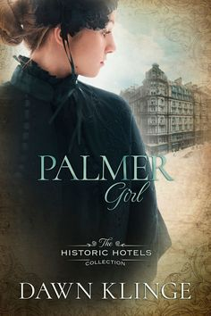 My friend Dawn Klinge has a new book, Palmer Girl, out for release! Here's a preview of it with a giveaway opportunity too!