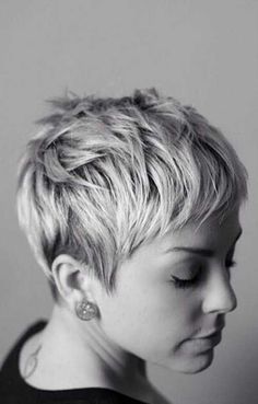 Love Short pixie hairstyles? wanna give your hair a new look ? Short pixie hairstyles is a good choice for you. Here you will find some super sexy Short pixie hairstyles, Find the best one for you, #Shortpixiehairstyles #Hairstyles #Hairstraightenerbeauty