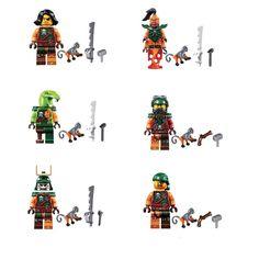 Lastest flying Pirates ninjagoes building block Nadakhan Flintlocke Clancee Cyren Doubloon minifigures compatible legoes toys-in Blocks from Toys & Hobbies on Aliexpress.com   Alibaba Group