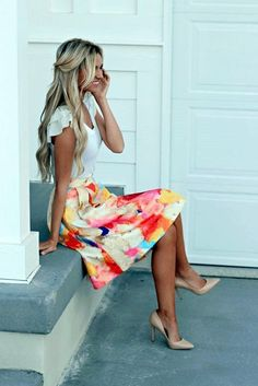 30 Summer Look Dresses For Girls