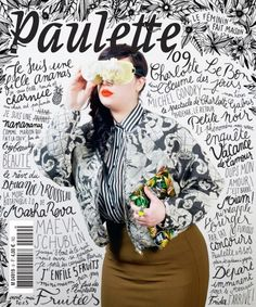 Magazine Cover - Paulette (France)