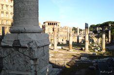 «Colonna e Foro di Traiano»