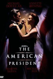 *The American President (Michael Douglas and Annette Bening) U.S. President and a lobbyist who fall in love.  Enjoyable romance.