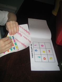 Quilt Sticker Book with free printable from This Reading Mama Writing Activities, Preschool Activities, Really Fun Games, Homemade Books, Preschool Letters, Writing Numbers, Book Quilt, Learn To Read, Quilts