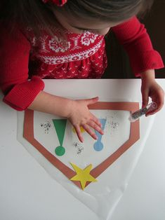 nativity craft for young children
