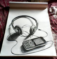 3D Pencils Art Work | 30 Beautiful 3D Drawings - 3D Pencil Drawings and Art works