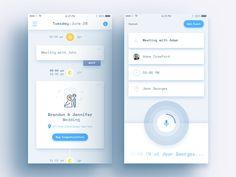 Calender & Tasks App by Moatasem Kharazz