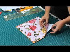 Cómo hacer patchwork paso a paso: Reciclar retales de tela rápido y fácil - YouTube Quilt Tutorials, Sewing Tutorials, Sewing Crafts, Chenille Quilt, Rag Quilt, Patchwork Blanket, Fabric Manipulation, Fabric Art, Fabric Scraps