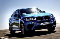 BMW's 2015 X6 M is Fine, Ferocious