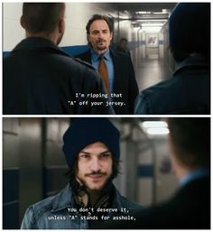 Idk guys I felt bad for LaFlamme even if he was an asshole. Probably because he looks like Letang. Movie Quotes, Book Quotes, Funny Quotes, Marc Andre, Epic Movie, Hockey Players, Handsome Boys, Screen Shot, Pretty Boys