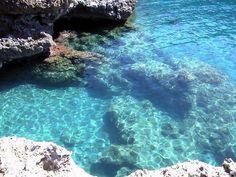 the most beautiful sea - Maratea (Italy)