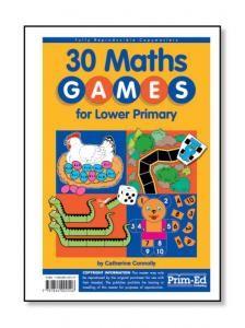 30 Maths Games