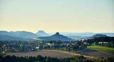 View at Saxon Switzerland