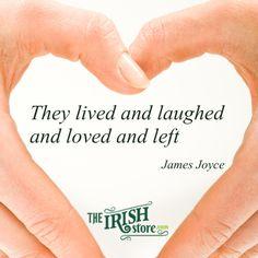 ♧ Romantic Irish Quotes ♧