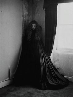 Victorian Mourning Clothes