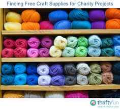 1000 images about crochet and knitting for donations and for Crafts to donate to charity
