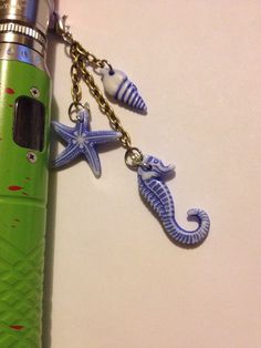 Seahorse Charm for Vaporizer Tank - waiting for this to arrive!