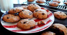 Galletas+chips+ahoy!+sin+lactosa+|+cookies+con+trocitos+de+chocolate+caseras