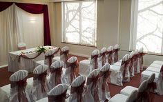 Croydon Park Hotel Croydon, Park Hotel, Curtains, Weddings, Home Decor, Blinds, Mariage, Wedding, Interior Design