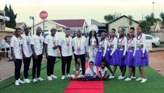 Gorgeous Zulu And Sotho Wedding Zulu Traditional Wedding Dresses, Zulu Wedding, African Wedding Attire, Wedding Dresses 2018, African Fashion, Couples, My Style, Celebrities, Bbq Bacon