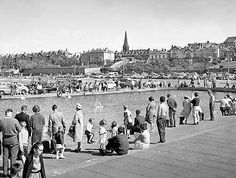 Model Boating Lake at New Brighton,