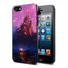 Tangled Disney 451K - iPhone Case iPhone 4 Case iPhone 4S Case iPhone 5 Case iPhone 4 / 4S / 5 Case. $15.89, via Etsy.