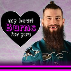 Creative Gifts For Photographers [It doesn't have to be costly] Brent Burns, Stanley Cup Finals, Cycling Gloves, Beard Lover, San Jose Sharks, Funny Slogans, Gifts For Photographers, Fitness Gifts, Bearded Men