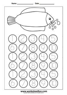 Preschool Tracing Worksheets | tracing worksheets 3 worksheets worksheet 1 1 to 5 1 to 5 worksheet ...