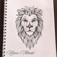 "107 Likes, 10 Comments - Heness-Tattooart (@heness_tattooart) on Instagram: ""Finished this Lion dotwork design today. Thanks for looking  #liontattoo #dotwork #dotworkartist…"""
